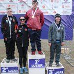 Atletismo - provas de pista e premiações