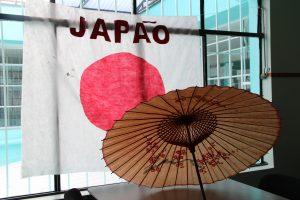 """Sala de Aula decorada com o tema """"Japão"""""""