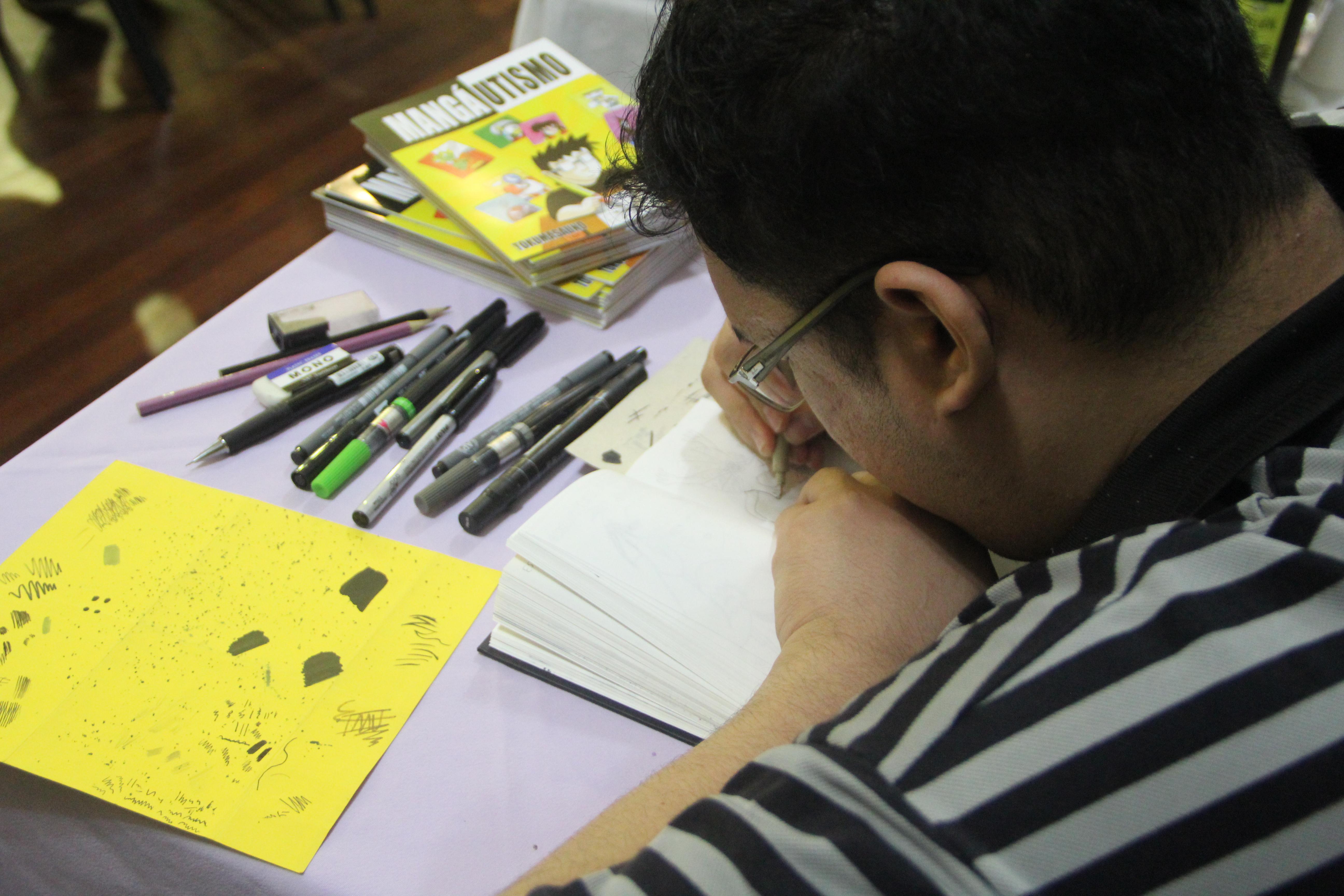 Autor do Mangá, Masato Uno