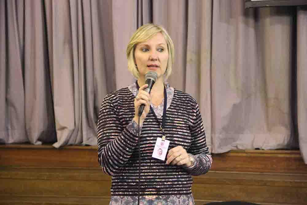 Coordenadora Pedagógica, Claudia Camargo Saldanha